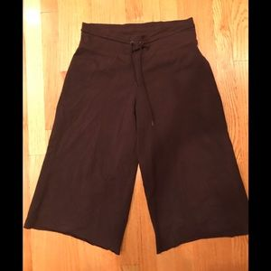 Fashion Bug Stretch Soft Gaucho Pants M